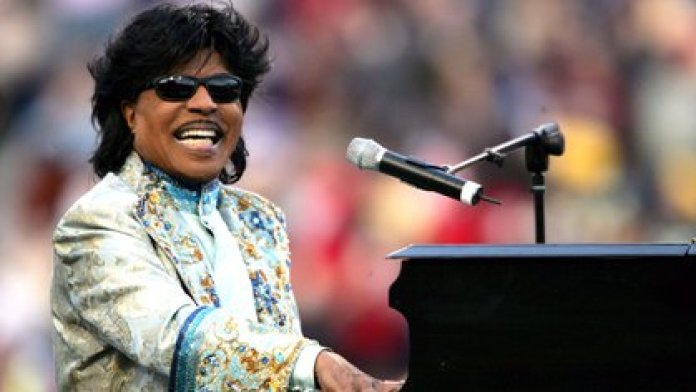 Little Richard (AFP)