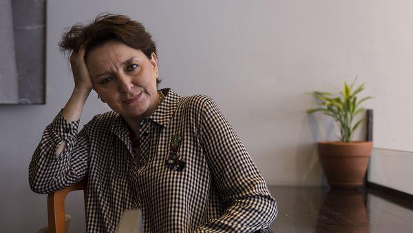 """Las mujeres que no encontraron pareja ni tienen hijos experimentan sus vidas como gran fracaso. Para Illouz, """"eso es muy serio y tendría que modificarse"""". (Foto: Adrián Escandar)"""