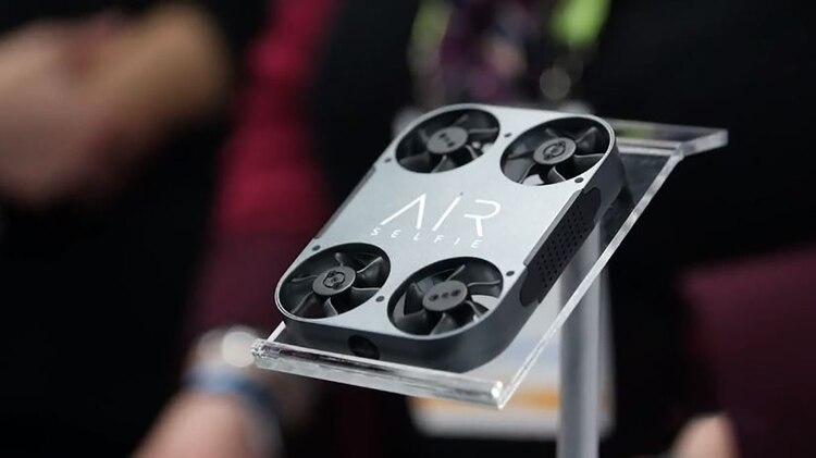 AirSelfie, el drone que permite hacer selfies
