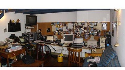 La primera oficina de Onapsis, en San Telmo