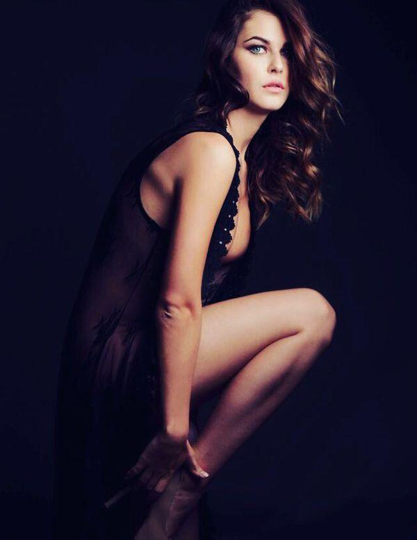 Es bella, sensual y simpática (Nico Mellino)