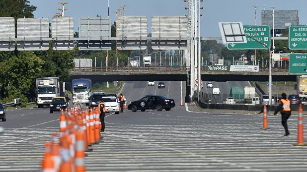 En la nueva etapa de cuarentena habrá mayor control de tránsito (Gustavo Gavotti)