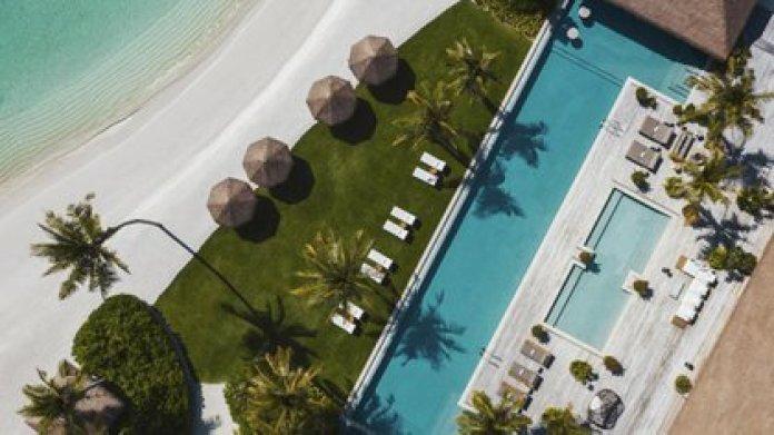 The Private Island en Waldorf Astoria Maldives Ithaafushi llega para cumplir la fantasía de contar con la propia isla privada