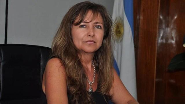 La jueza Zunilda Niremperger