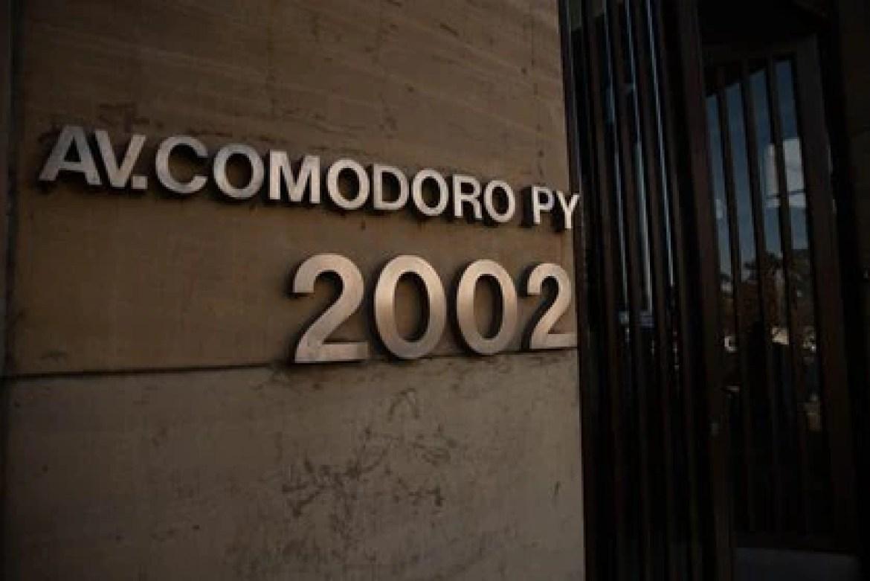 Los tribunales de Comodoro Py (Foto: Franco Fafasuli)