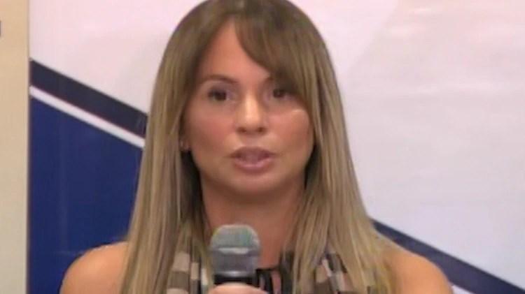 María Soledad Garibaldi, fiscal de la causa