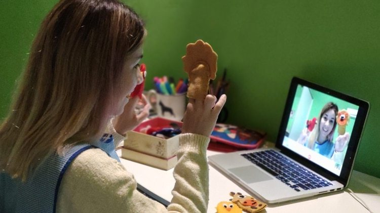 La motivación es elemental para que los chicos tengan interés en llevar a cabo la propuesta virtual (Shutterstock)