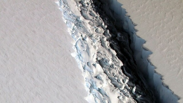 El deshilo del continente blanco se produce un 280% más rápido que hace 40 años
