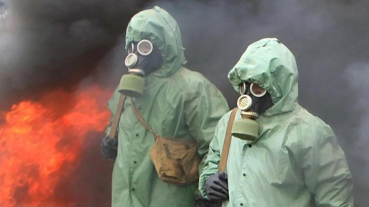 El aumento temporal en los niveles de radiación fue detectado por agencias locales y nacionales