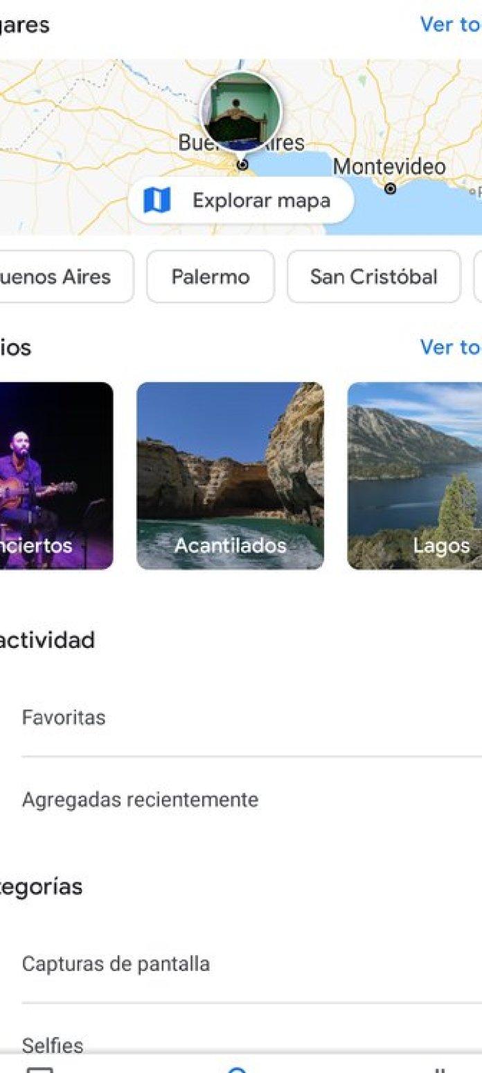Hubo cambios en el rediseño de Google Fotos.