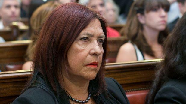 La jueza Ana María Figueroa, integrante de la Sala II de la Cámara Federal de Casación Penal (NA)