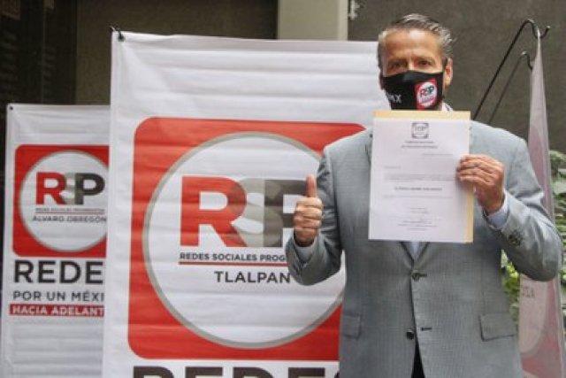 Alfredo Adame se unió a las filas Redes Sociales Progresistas, un partido vinculado a la ex lideresa del sindicato de profesores de educación pública, Elba Esther Gordillo (Foto: Cuartoscuro)
