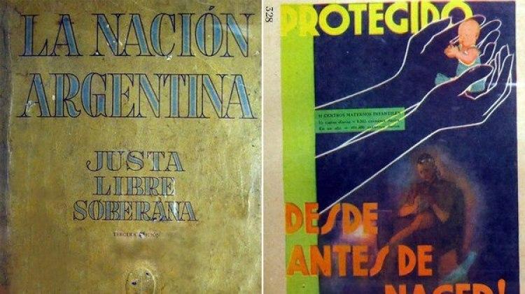 El libro que reseña la obra del primer peronismo y la política de protección al niño por nacer