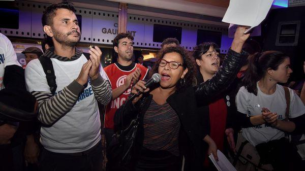En el mundo del cine sostienen que el Gobierno quiere eliminar el fondo con el que el Estado financia al cine argentino (Nicolás Stulberg)
