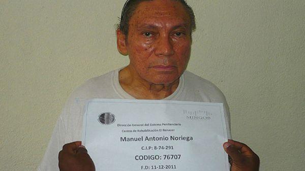 Manuel Noriega está en estado crítico (Reuters)