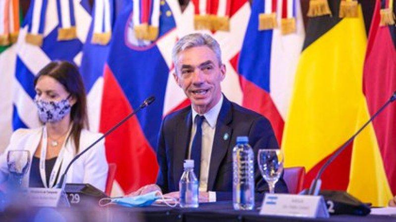 Mario Meoni, ministro de Transporte fallecido