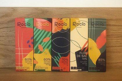 Chocolates Rocío, un negocio entre los hijos del presidente (Foto: Instagram Chocolates Rocío)