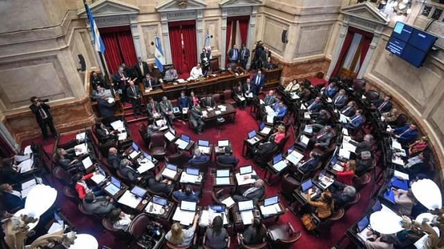 La relación de Alberto con los gobernadores será clave para lo que suceda en el Senado (Charly Diaz Azcue / Comunicacion Senado)