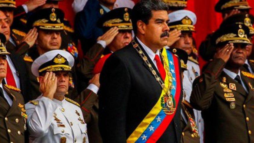 Maduro enrocó y ratificó las Zonas Operativas de Defensa Integral