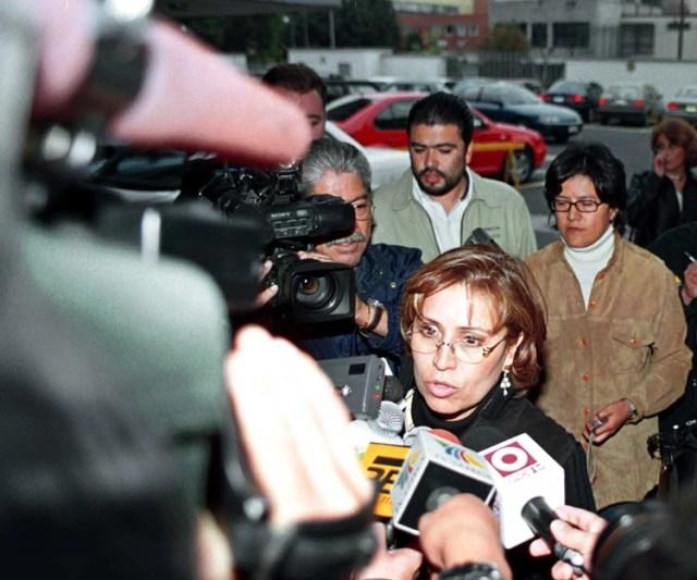 """La ex funcionara está siendo investigada por el caso de """"La Estafa Maestra"""" (Foto: Cuartoscuro)"""
