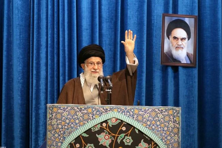 El líder supremo de Irán, Ayatolá Ali Khamenei (Reuters)