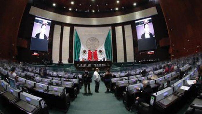 Habrá hasta cuatro aspirantes a diputaciones por mayoría relativa (Foto: Cortesía Cámara de Diputados)
