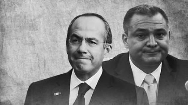 Wayne aseguró que García Luna nunca fue tema de conversación o motivo de desconfianza ente México y Estados Unidos al nivel más alto ((Fotoarte: Jovani Pérez Silva)