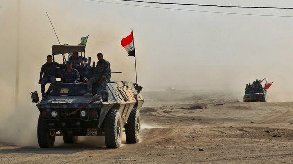 Las fuerzas iraquíes avanzan sobre el Estado Islámico en Mosul (AFP)