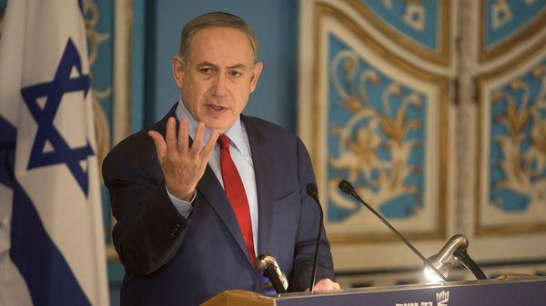 Benjamin Netanyahu, premier de Israel (Getty)