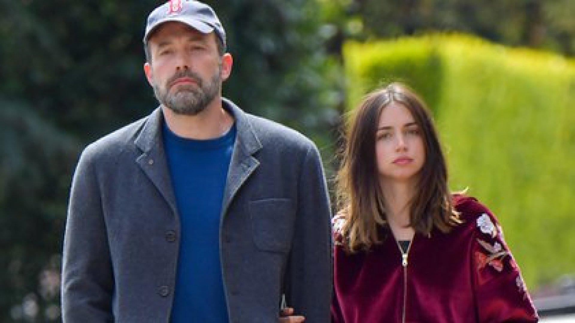 Ben Afflecky Ana De Armas se separaron tras un año de relación (The Grosby Group)