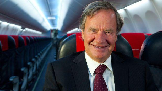 Bjørn Kjos, fundador de la empresa, renuncio su cargo de CEO global a mediados de año