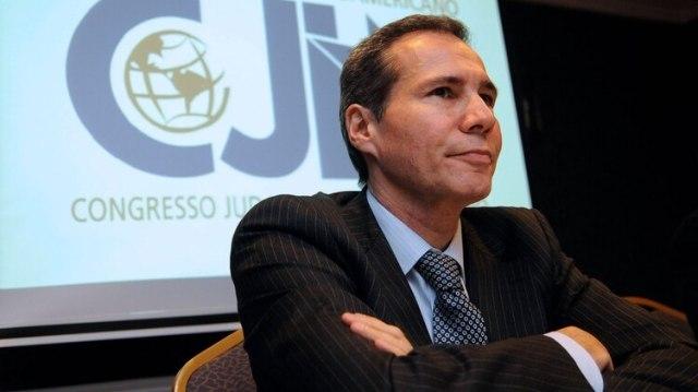 El fiscal Alberto Nisman fue asesinado el 18 de enero de 2015
