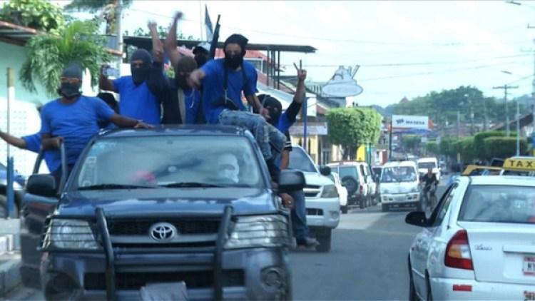 La violencia del régimen de Ortega ya dejó más de 300 muertos en Nicaragua (AFP)