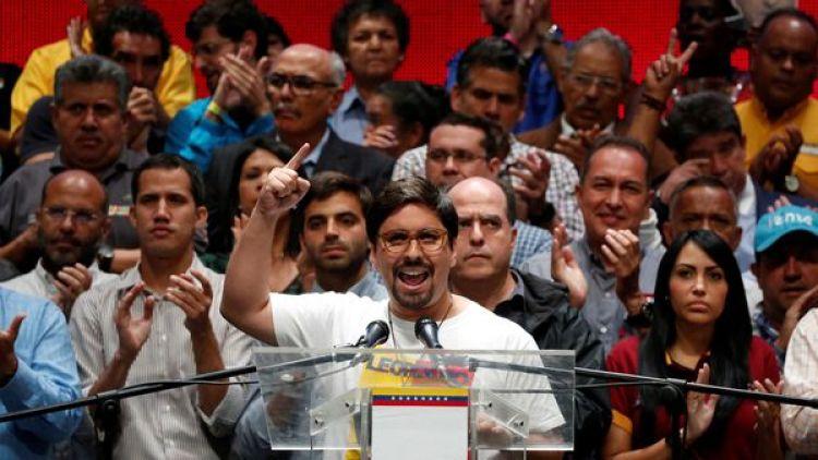 La oposición convocó a un paro nacional para el jueves 20 de julio (Reuters)