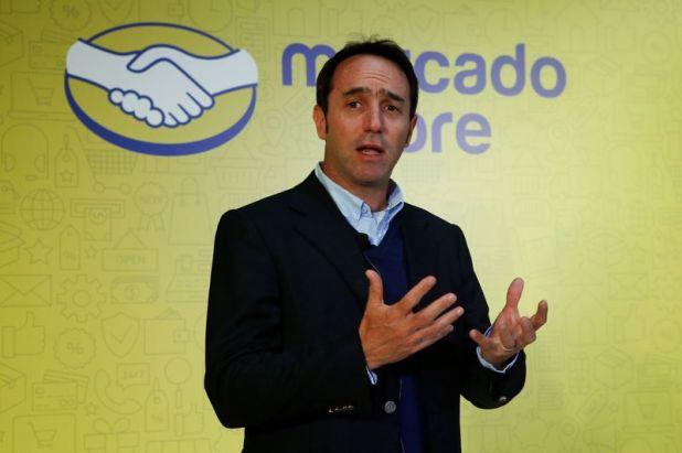 El fundador de la plataforma de comercio electrónico Mercado Libre, Marcos Galperín (REUTERS/Ginnette Riquelme)