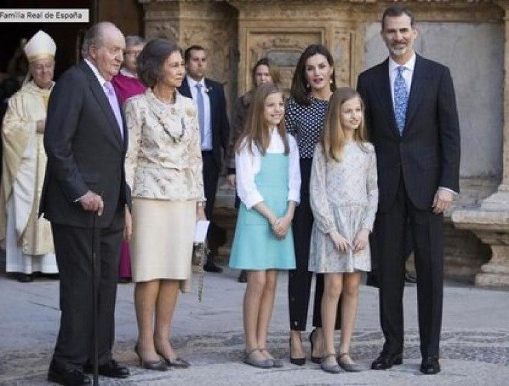 La Familia Real de España se enfrenta a otro momento muy duro