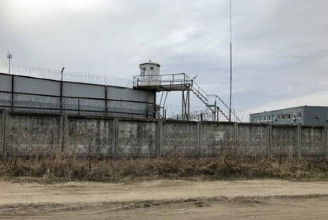 La colonia penal IK-3, donde fue trasladado Navalny (REUTERS/Alexander Reshetnikov)