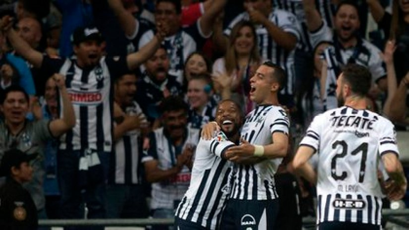 The Rayados footballer announced that he is already in the process of obtaining Mexican nationality (Photo: Julio Cesar Aguilar / AFP)