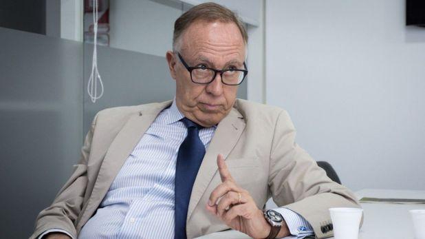 Guillermo Nielsen (Martín Rosenzveig)