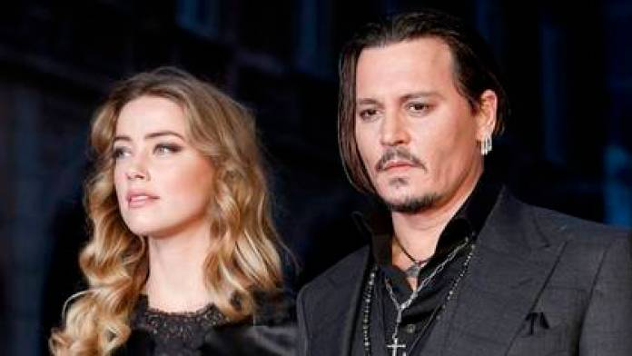 Amber Heard accused Johnny Depp of domestic violence (Picture: File)