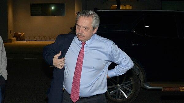 Alberto Fernández continúa dándole forma a su agenda internacional (foto de archivo: Gustavo Gavotti)