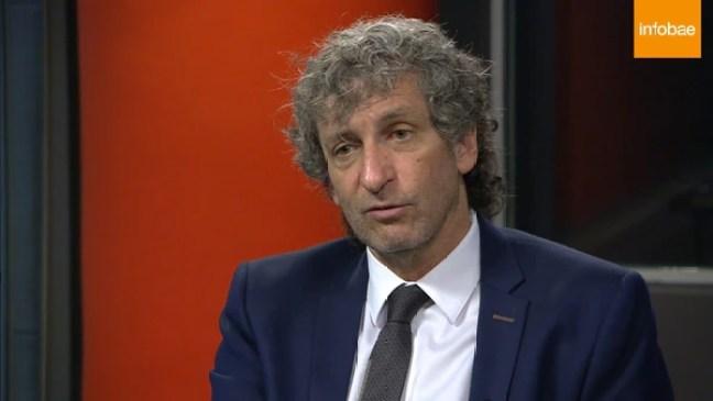 Marcos Salt, impulsor de la inclusión de la Argentina en la Convención de Budapest