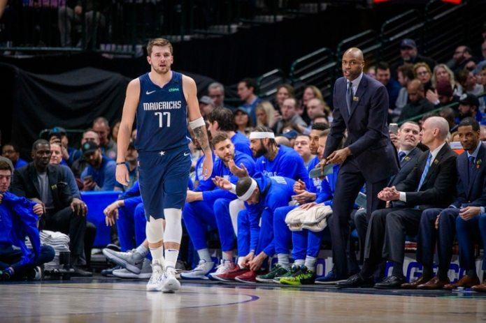 Doncic participará del All Star Game - Jerome Miron-USA TODAY Sports