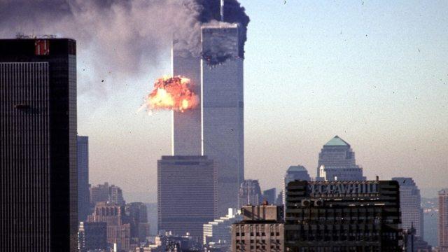 Atentado contra las Torres Gemelas en Nueva York (AFP)
