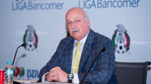 La cabeza de la Liga MX señaló que esperarán a que se lleve a cabo todo el proceso para emitir una postura (Foto: Archivo)