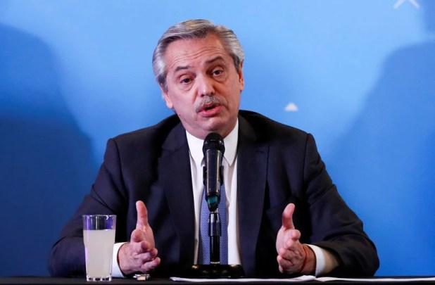 """El Presidente advirtió sobre la """"irresponsabilidad"""" de los empresarios en la suba de precios (REUTERS/Agustín Marcarián)"""