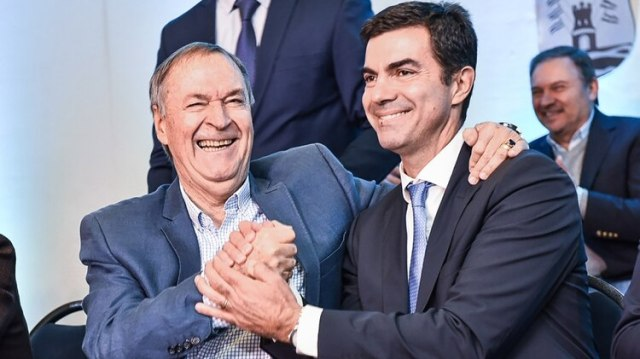 Schiaretti mantiene su apoyo a Urtubey pero se alejó del armado nacional
