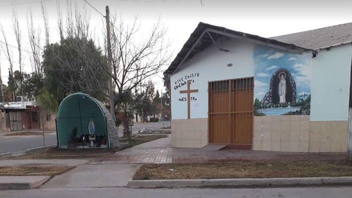 capillas - El Algarrobal - Mendoza