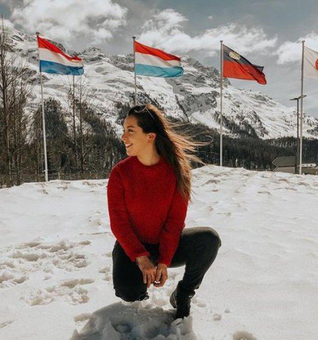 Recorriendo St. Moritz