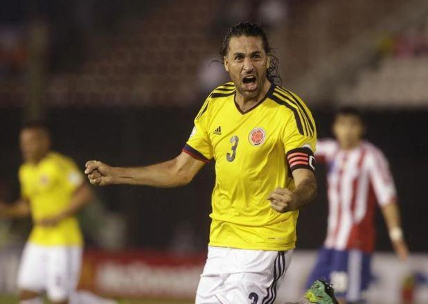 El ex capitán del equipo colombiano, Mario Yepes, hoy ocupa un cargo en la estructura de selecciones de su país (Foto: Reuters)